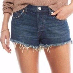 FREE PEOPLE | WE THE FREE CutOff ButtonFly Shorts